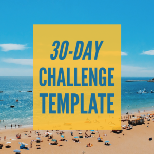 30-day-challenge-template